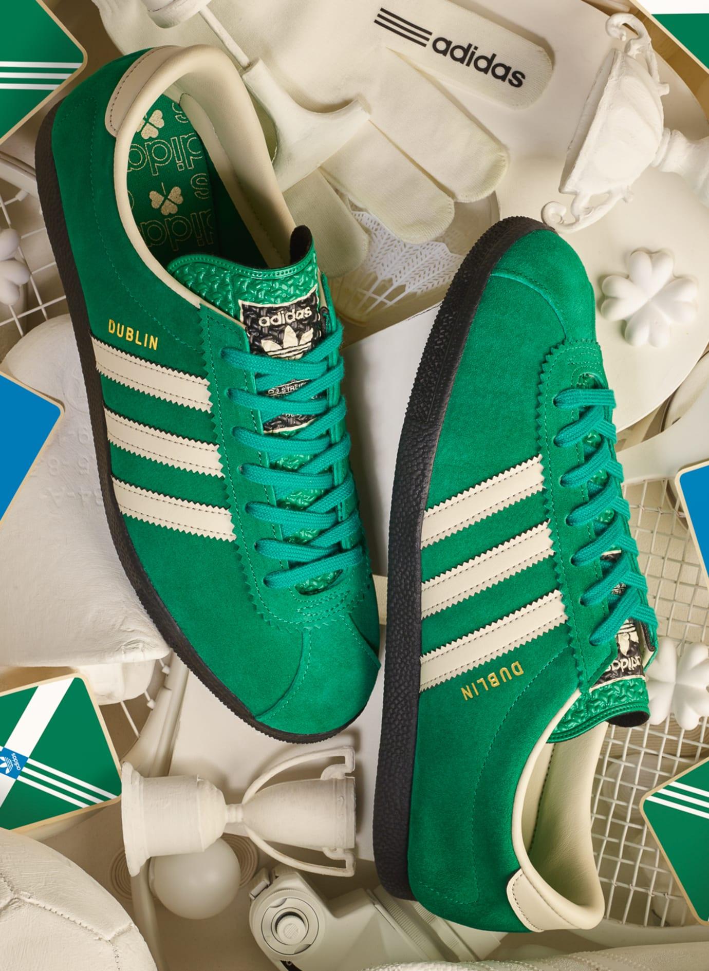 Size? x Adidas Dublin 'St Patrick's Day' (Top)