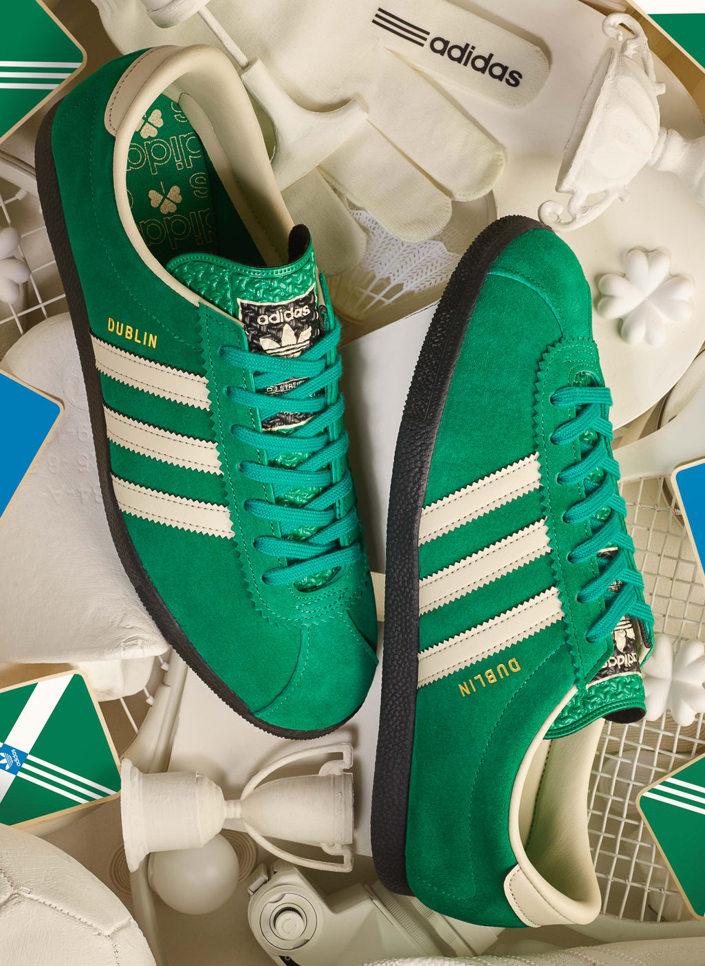 Size? x Adidas Dublin 'St Patrick's Day' (Top)