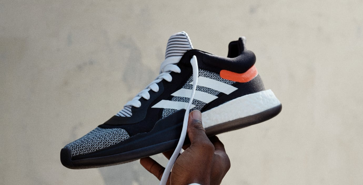 newest b8f29 f1813 Adidas Marquee Boost (Black)