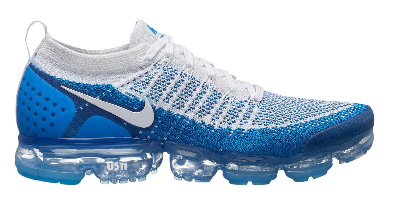 Nike VaporMax 2.0 White/Blue