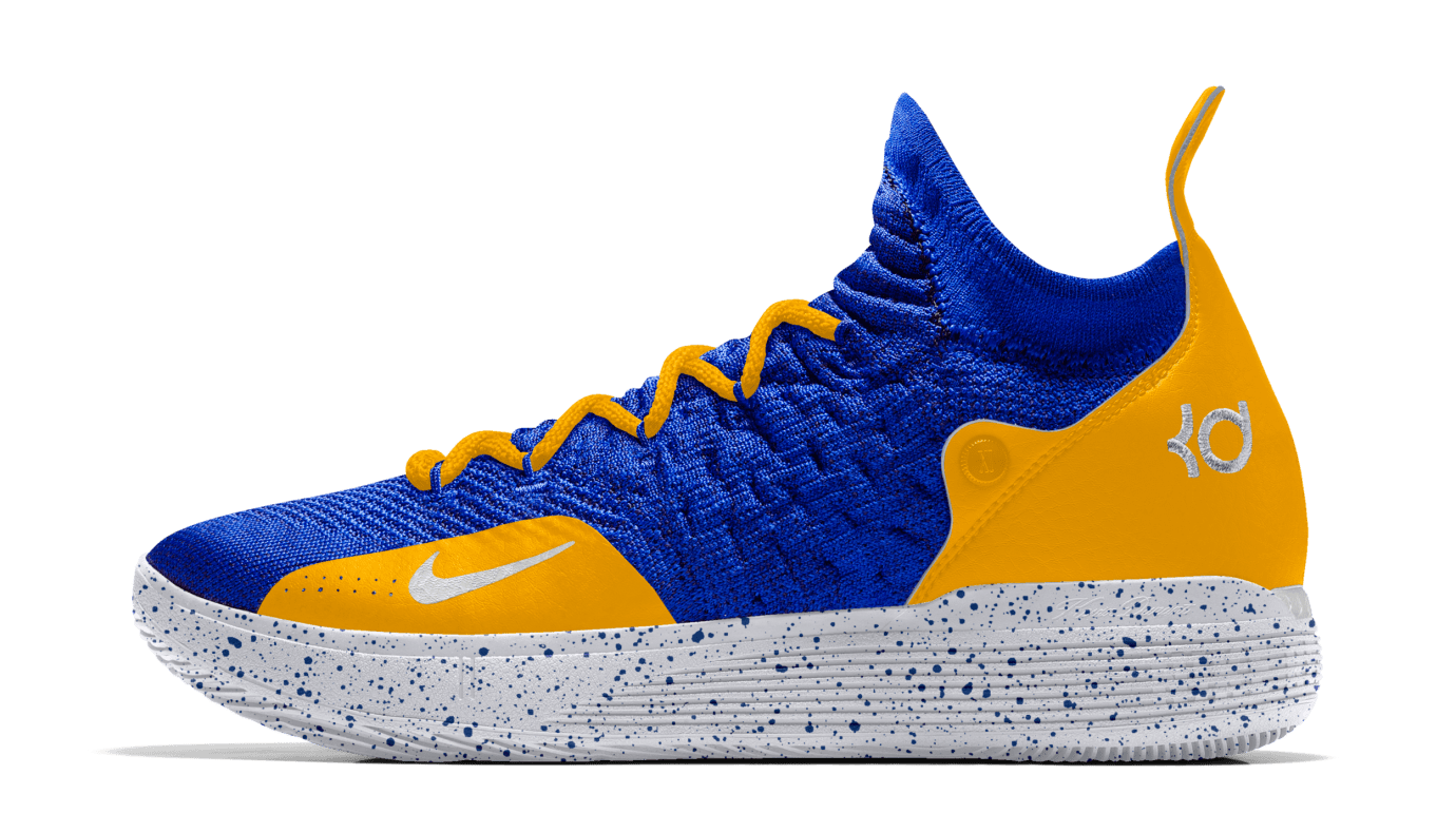 fecf5c10f18 Nike KD 11 Available Now on Nike iD