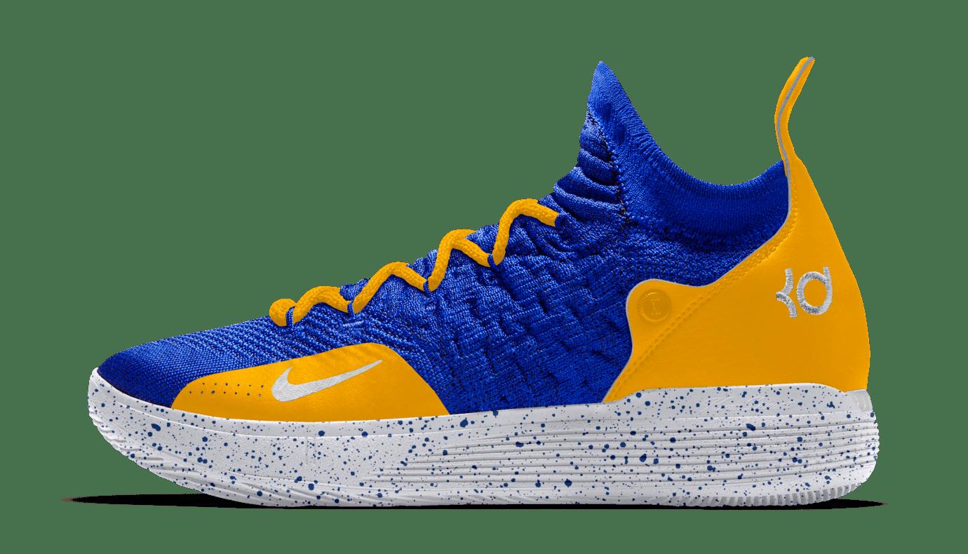 Nike KD 11 iD 'Warriors'