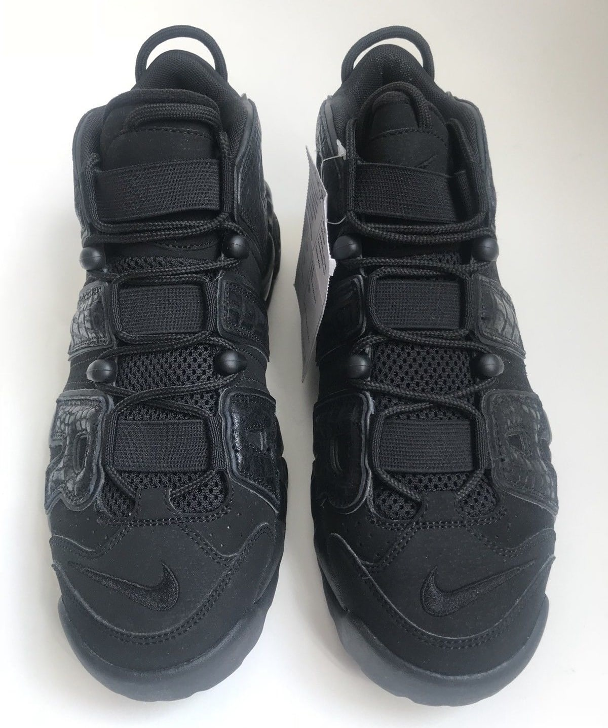 Nike Air More Uptempo 'Croc' Sample (Front Pair)