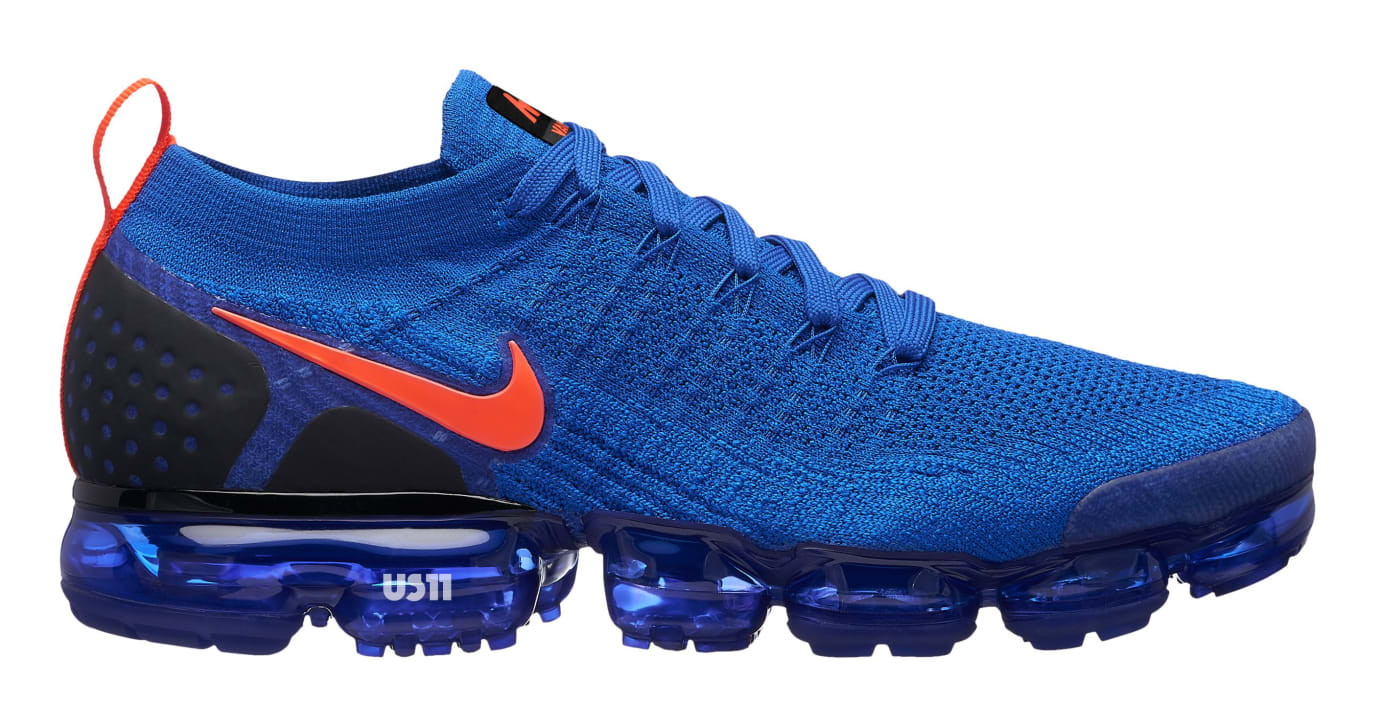 Nike VaporMax 2.0 Royal/Orange