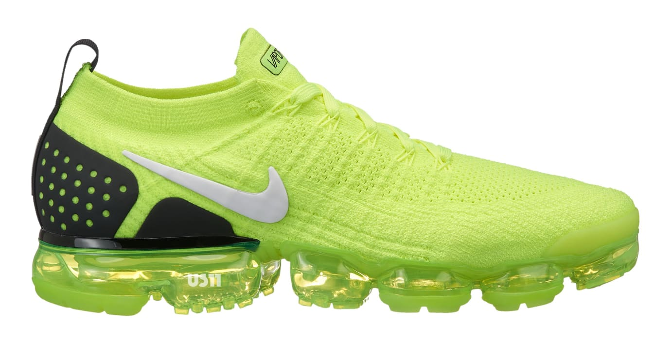 985f505cf3d6 Expect to see these styles drop in the coming months. Nike VaporMax 2.0 Volt