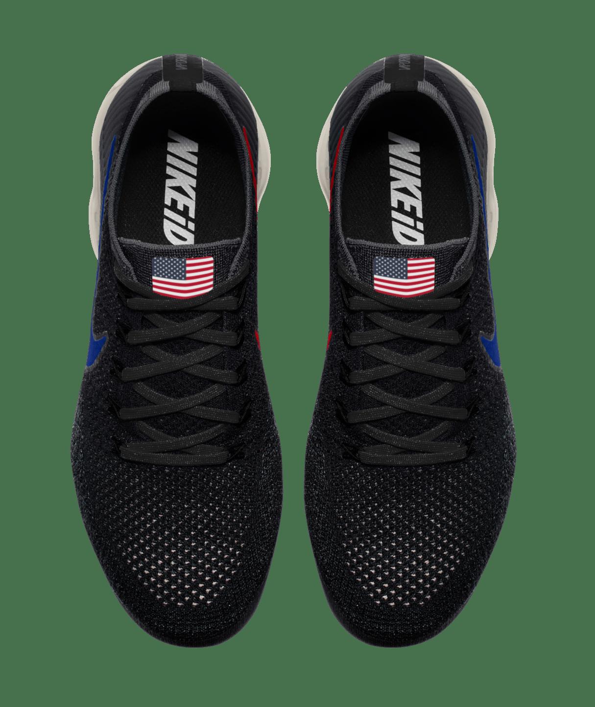 Nike VaporMax NikeiD Top