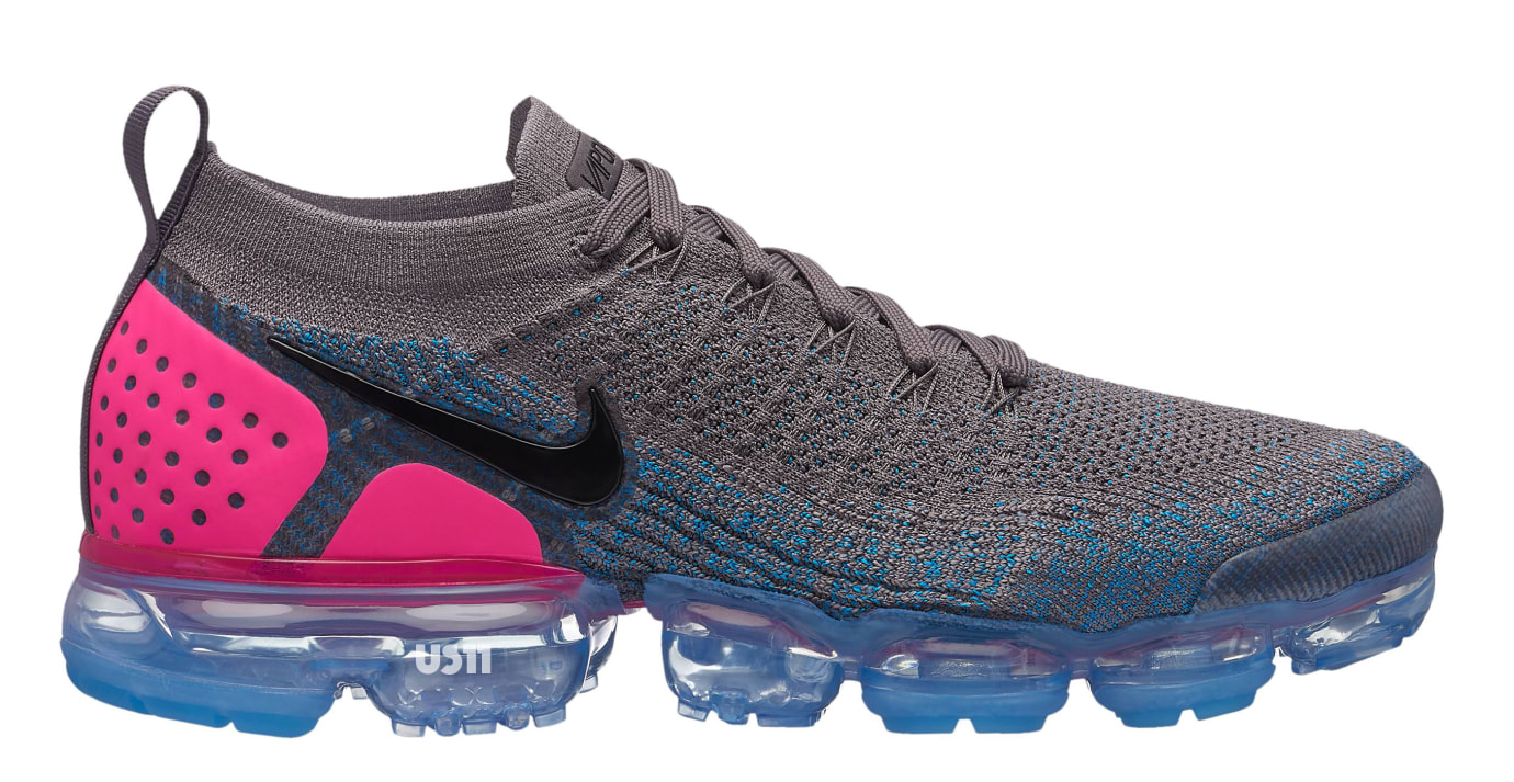 Nike Air VaporMax 2.0 Grey/Pink/Blue