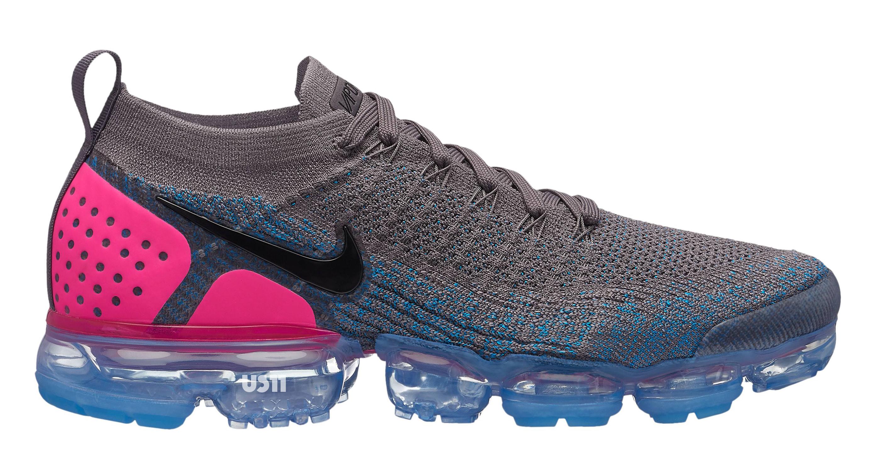 Nike Air VaporMax 2.0 Grey/Pink/Blue