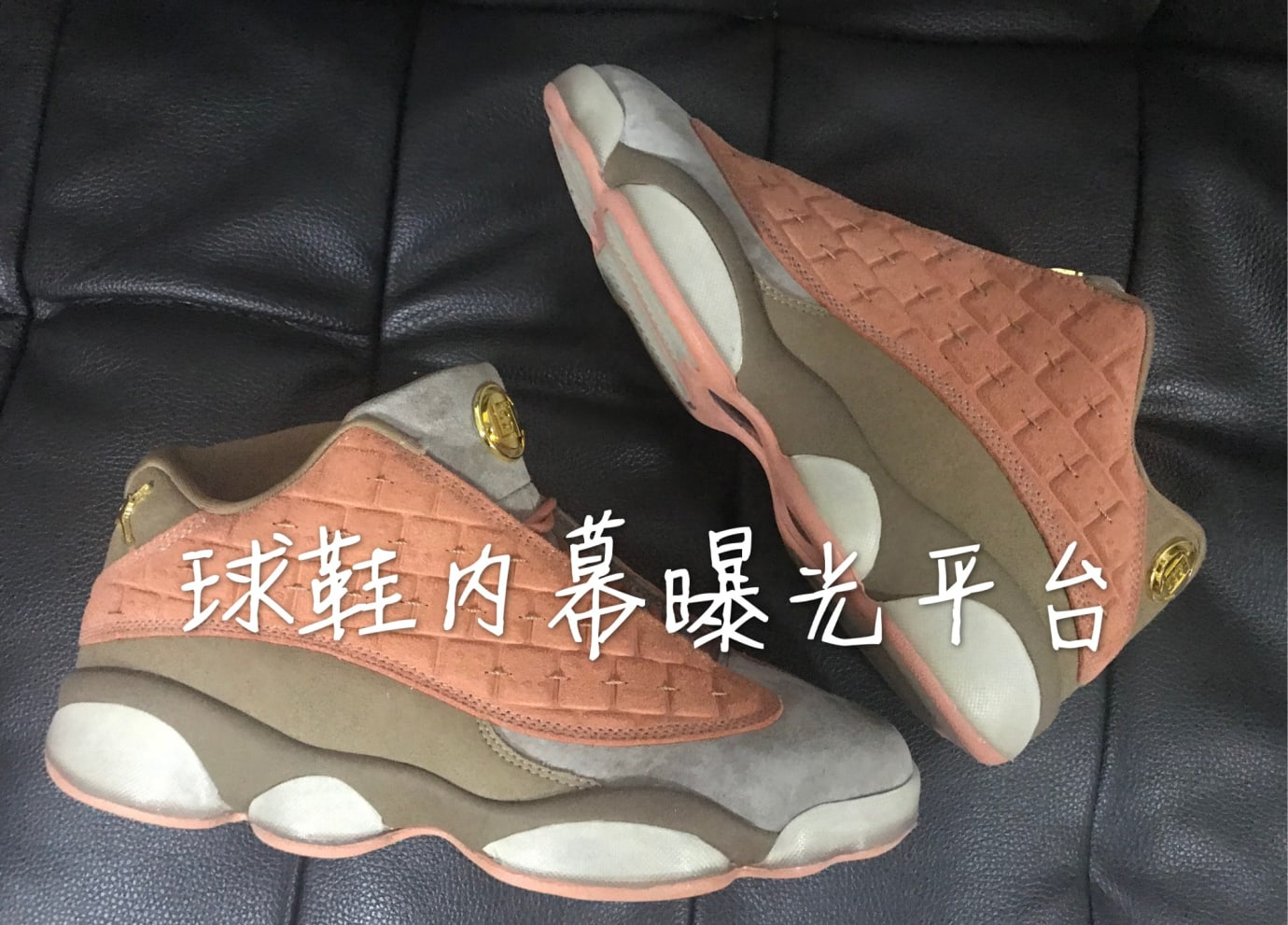 Clot x Air Jordan 13 Low (Pair Side)