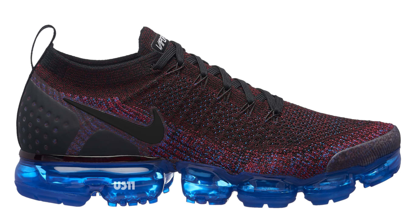 Nike Air VaporMax 2.0 Burgundy/Blue