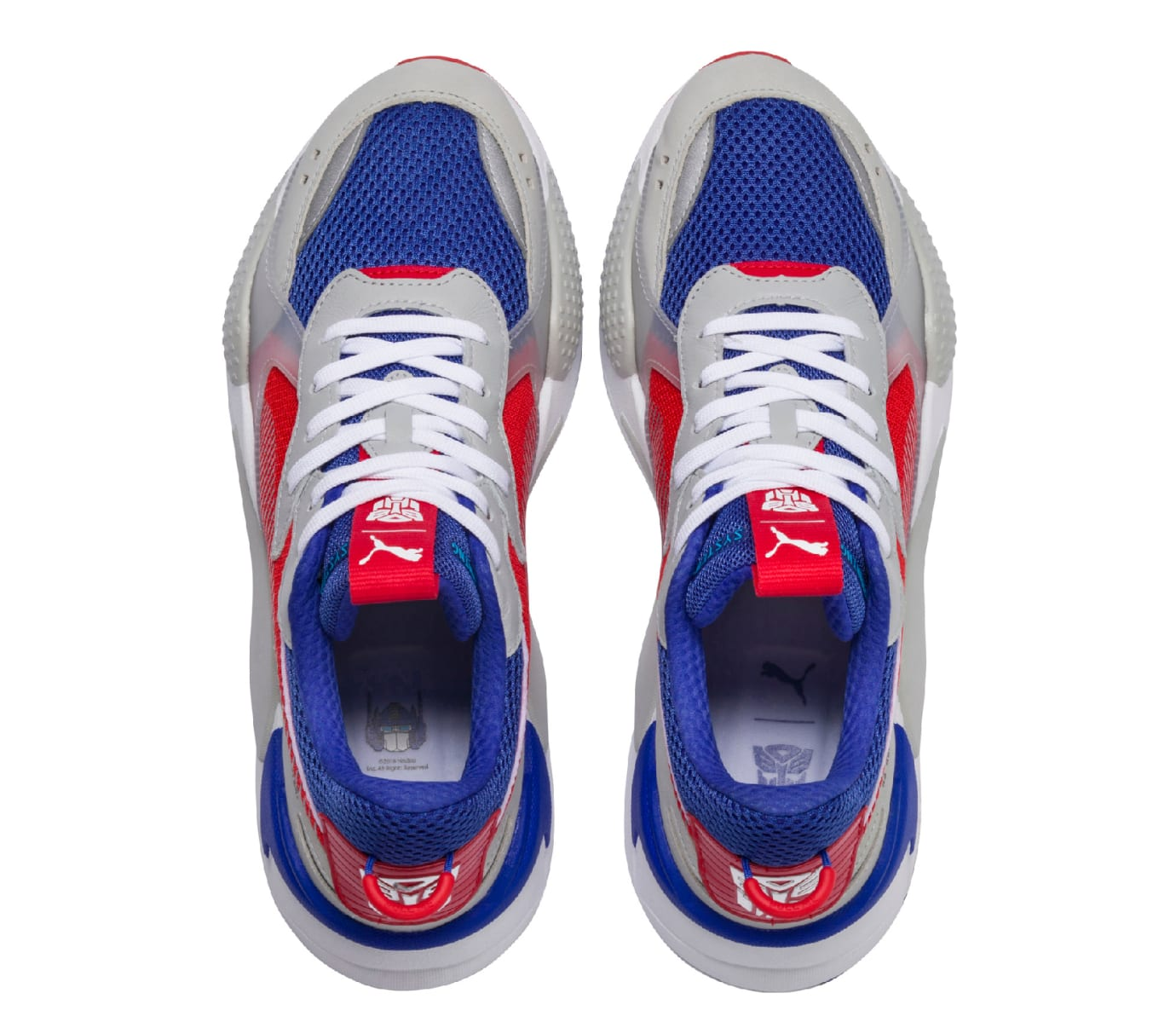Hasbro x Puma RS-X Transformers 'Optimus Prime' (Top)