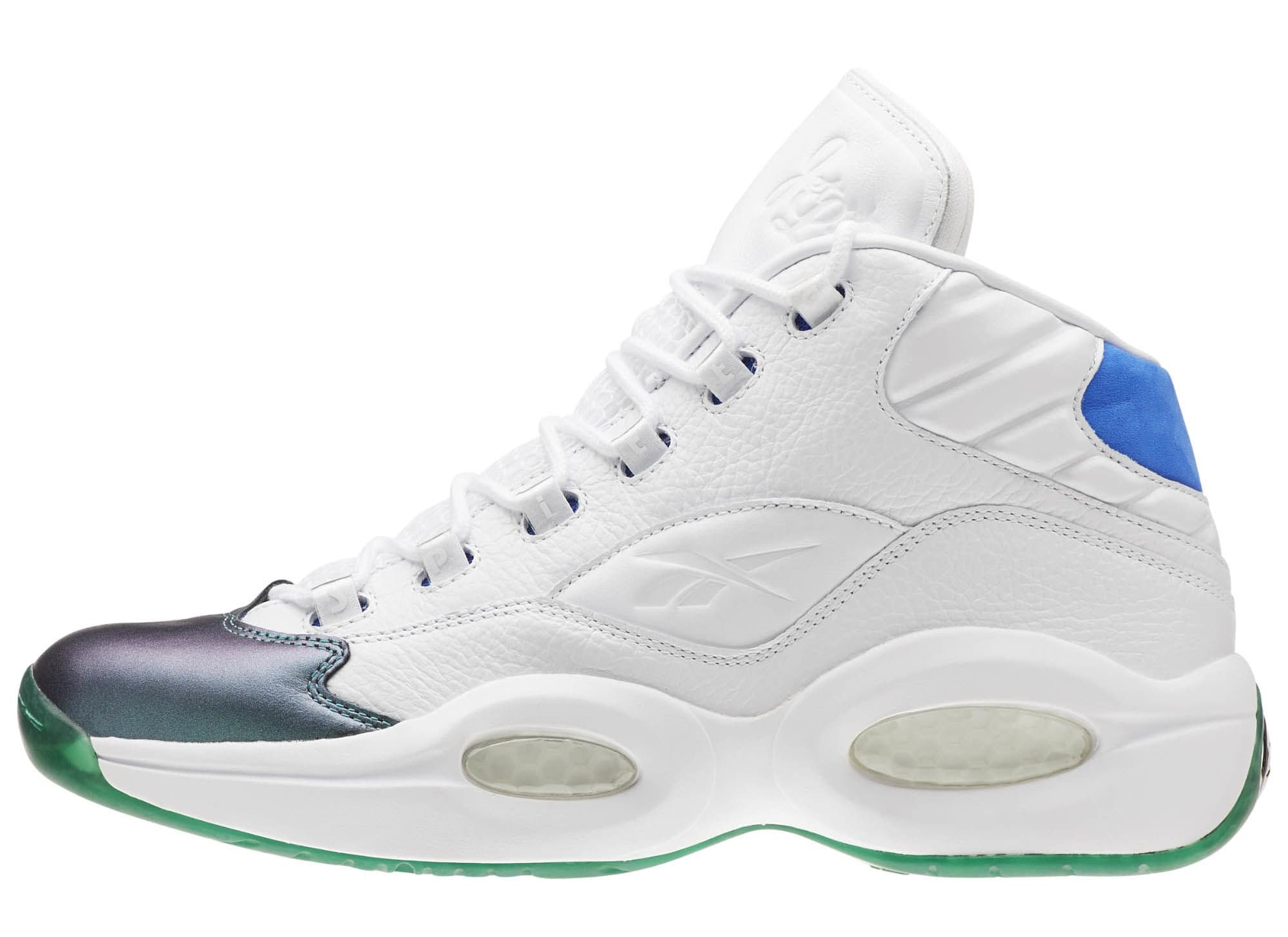 Currensy x Reebok Question Mid 'Jet Life' CN3671 (Medial)