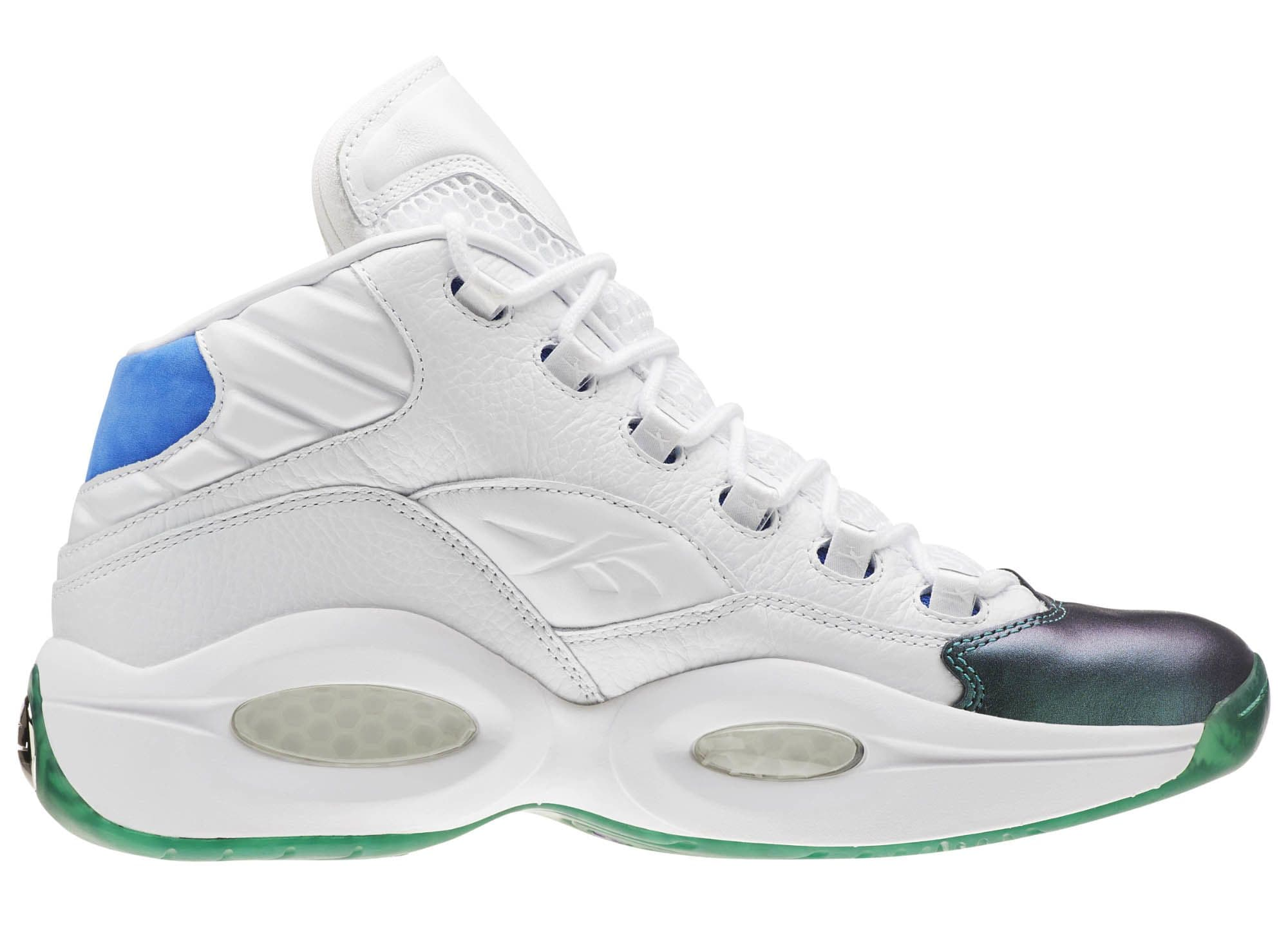 Currensy x Reebok Question Mid 'Jet Life' CN3671 (Lateral)
