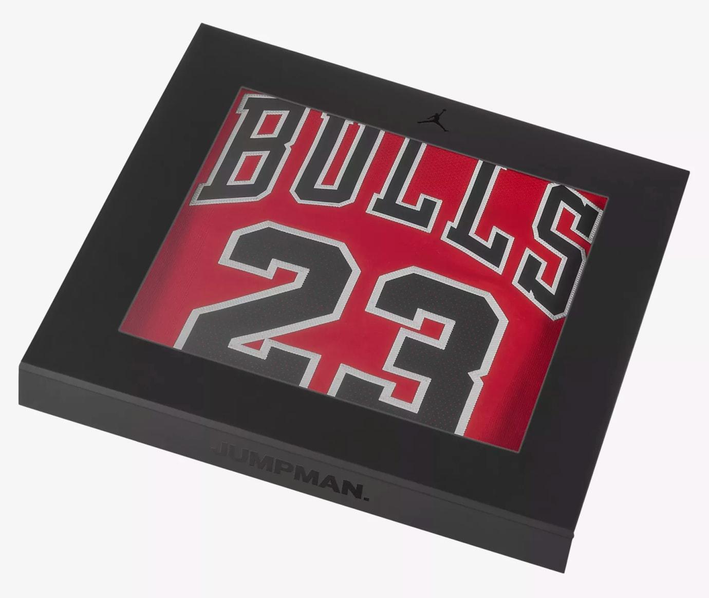 online store 687a3 6bbc5 Image via Nike Nike Michael Jordan  Last Dance  Jersey BV6246-657 (Soft  Touch Box)