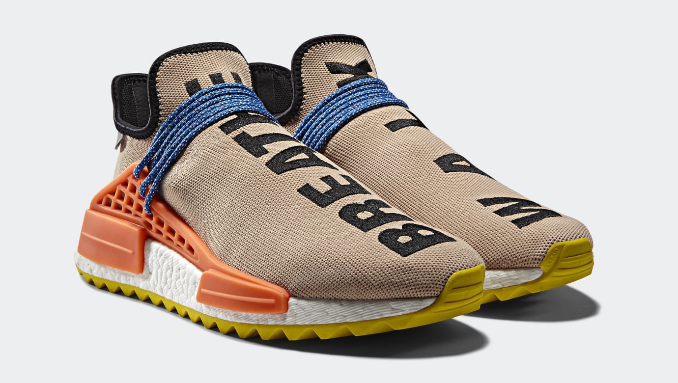 Pharrell x Adidas Originals Hu NMD TR 'Hiking Collection' AC7361 (Pair)