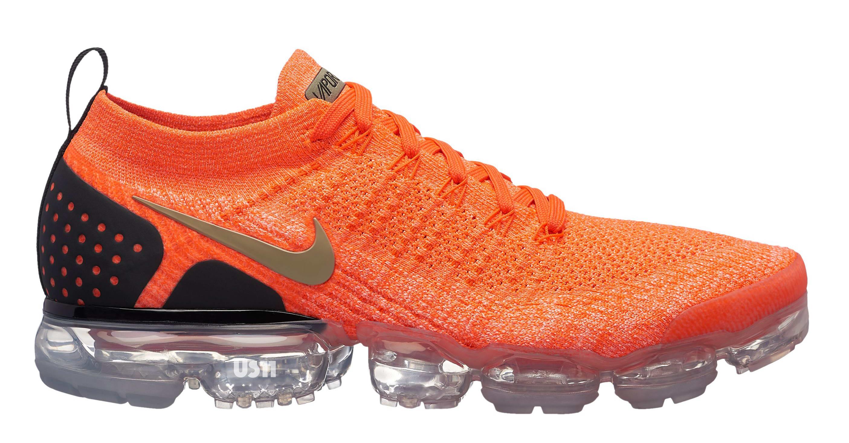 Nike VaporMax 2.0 Orange