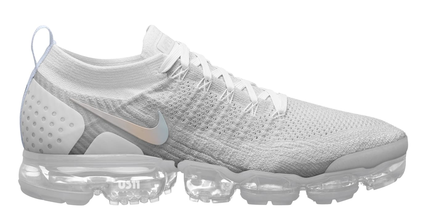 Nike VaporMax 2.0 White/Grey