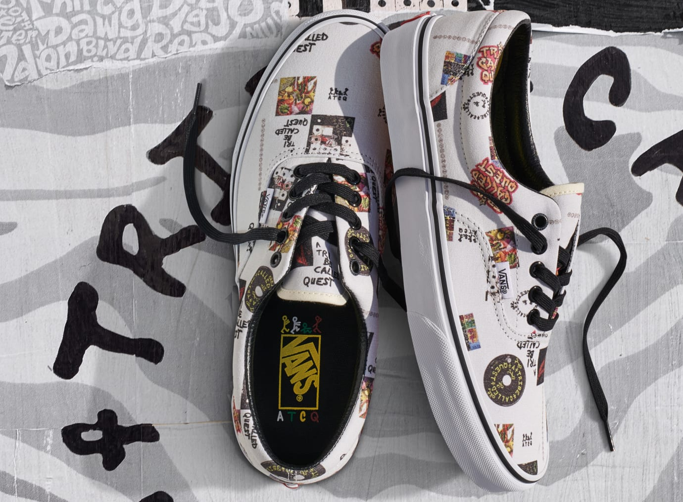 86ac1e30f1a1f5 A Tribe Called Quest x Vans Collaboration Release Date