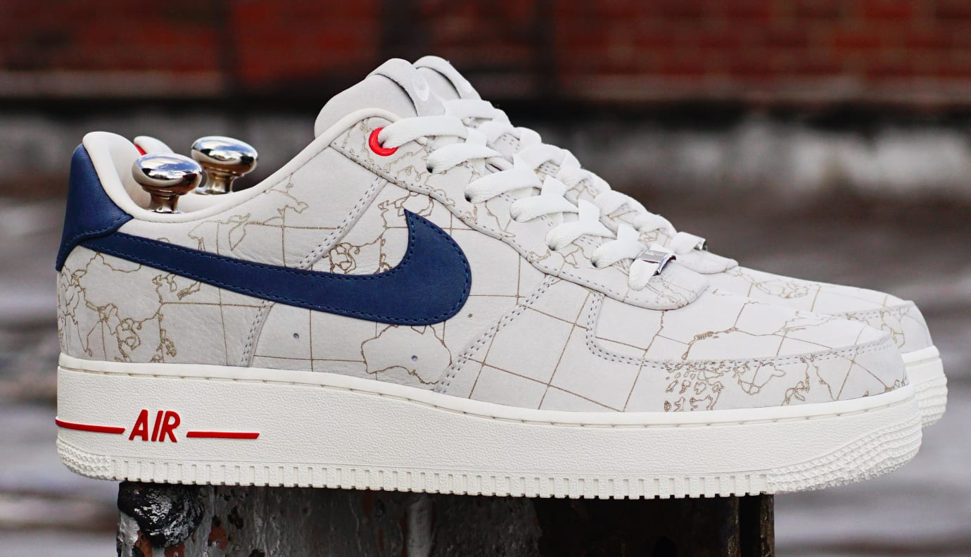 Global Citizen x M5 Showroom Nike Air Force 1 (Right Pair)