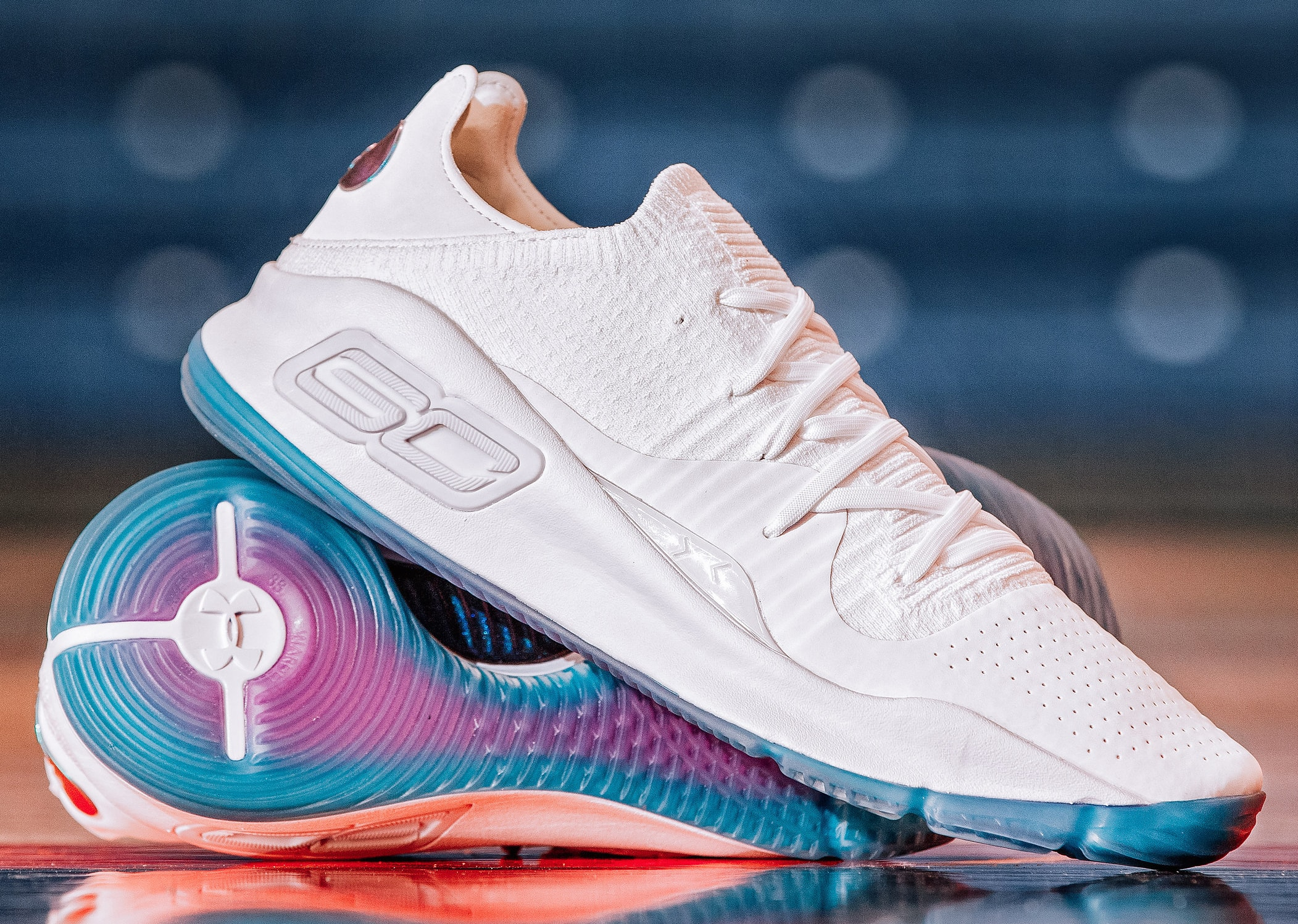 Under Armour Curry 4 Low 'Unleash Chaos' (Pair)