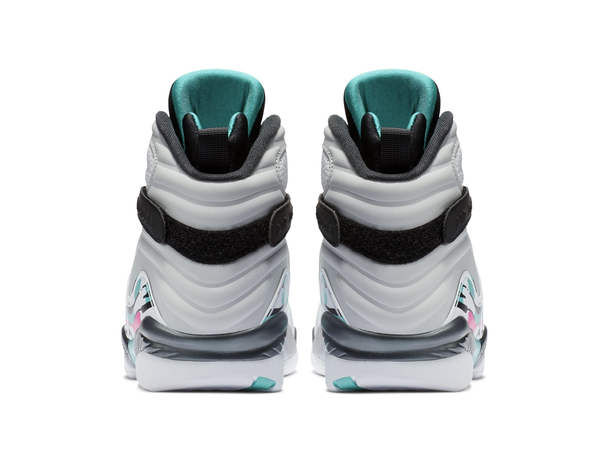 814573448608c Air Jordan 8 VIII South Beach Release Date 305381-113 | Sole Collector