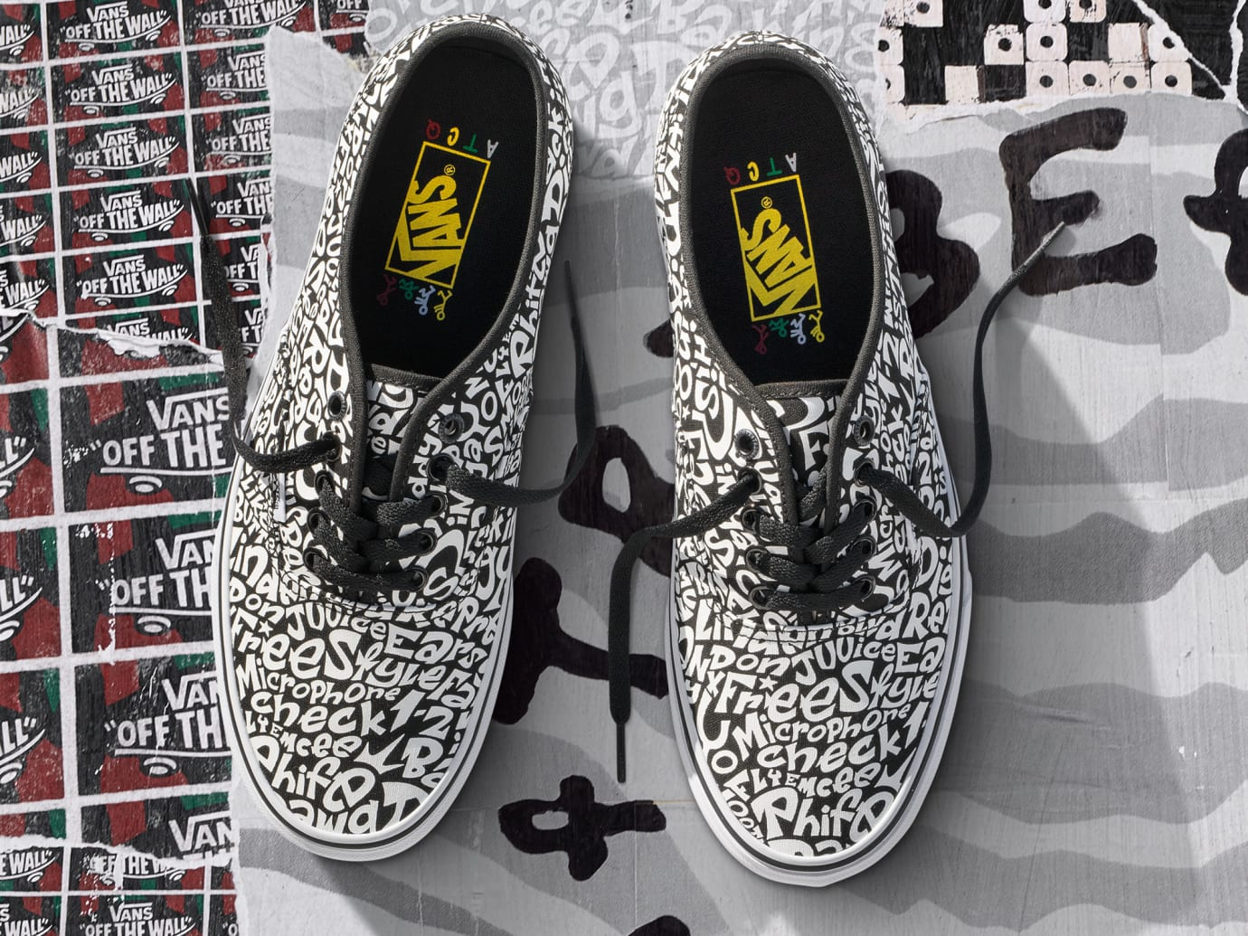 02b9f24580 A Tribe Called Quest x Vans Collaboration Release Date