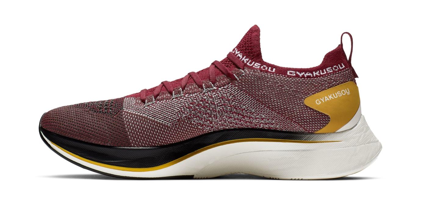 Nike Gyakusou VaporFly 4% AV7998-600 (Medial)