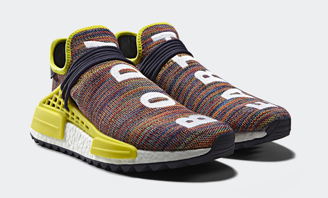 Pharrell x Adidas Originals Hu NMD TR 'Hiking Collection' AC7360 (Pair)
