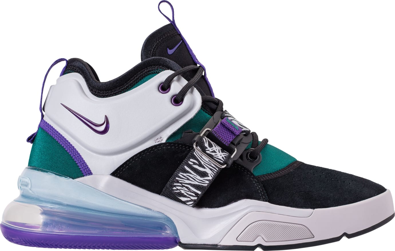 cc13ae7445 Nike Air Force 270 Carnivore Release Date AH6772-005 | Sole Collector