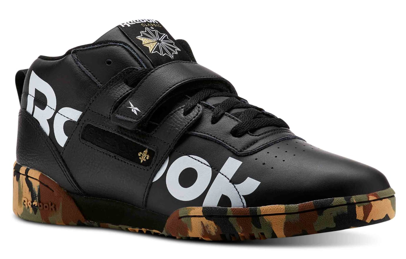 Reebok Workout Mid Strap '3:AM' New Orleans (Front)