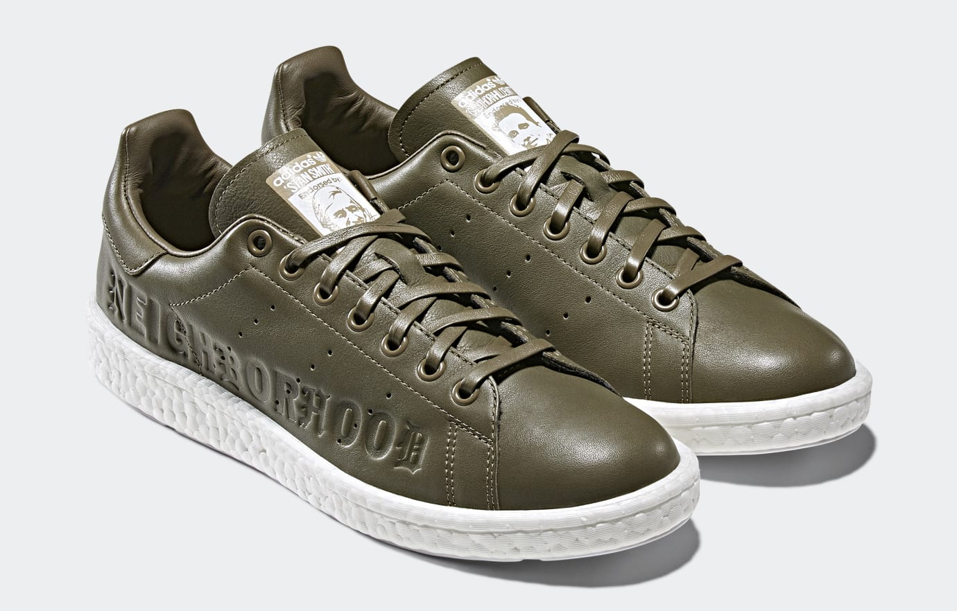 Neighborhood x Adidas Stan Smith Boost B37342 (Pair)