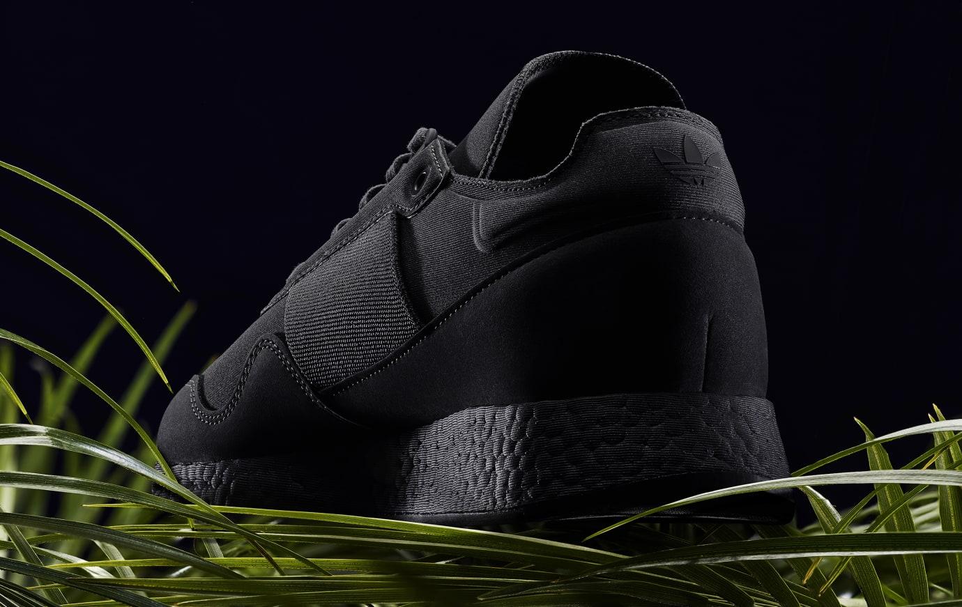 Daniel Arsham x Adidas New York Present DB1971 (Heel)