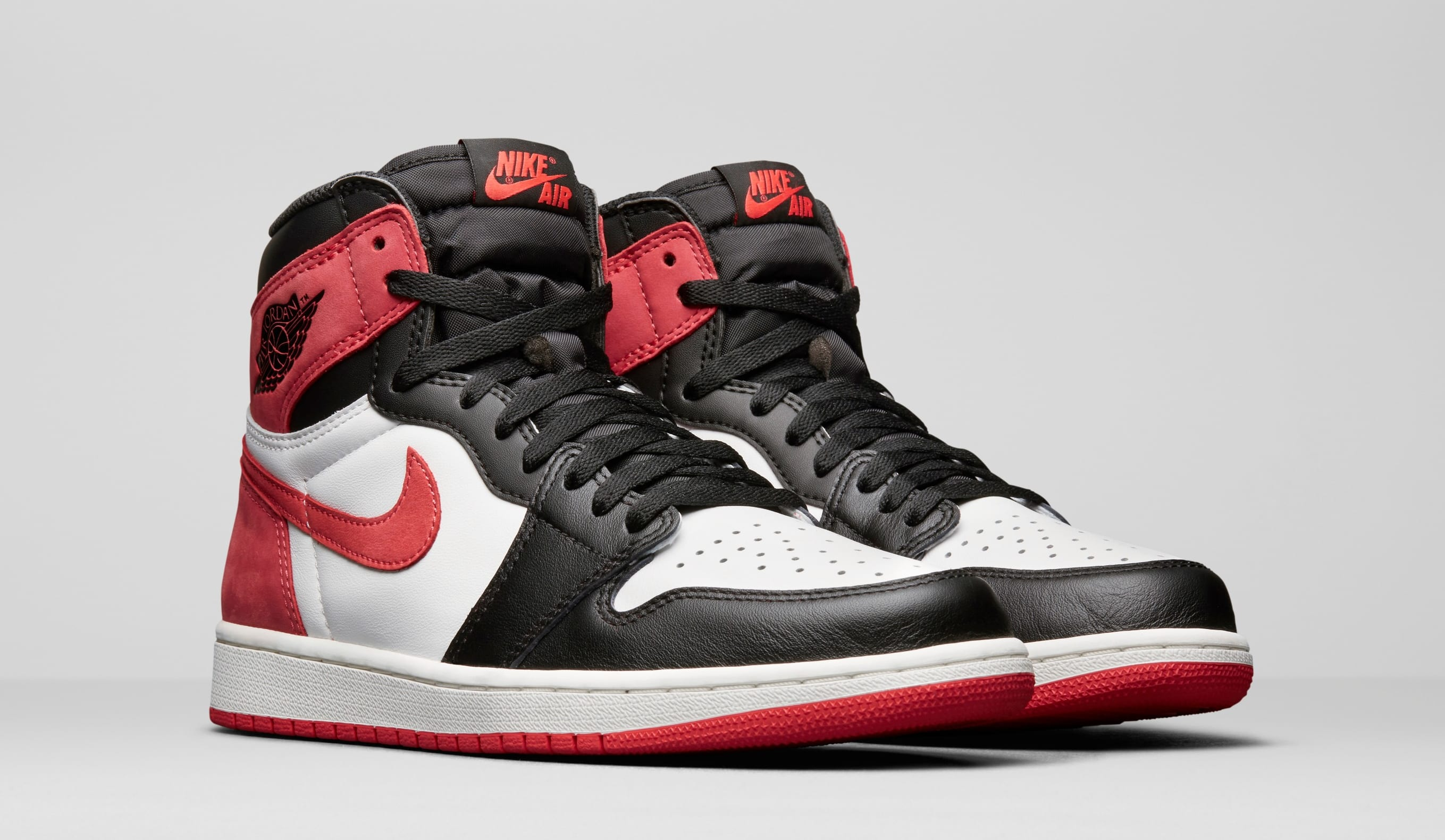 Air Jordan 1 High OG 'Track Red' 555088-112
