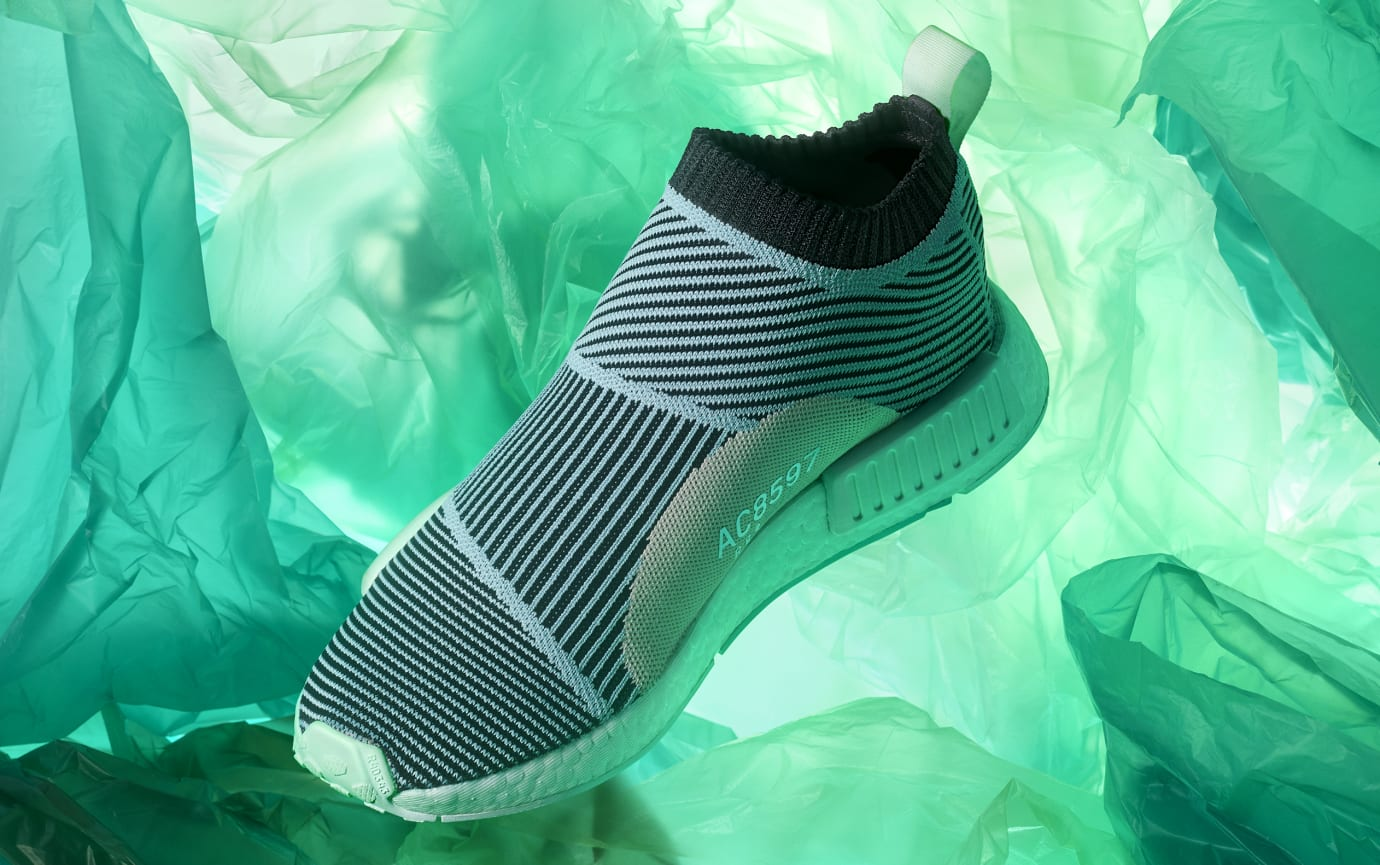 369c7c70268b Parley for the Oceans x Adidas NMD CS1 Release Date | Sole Collector