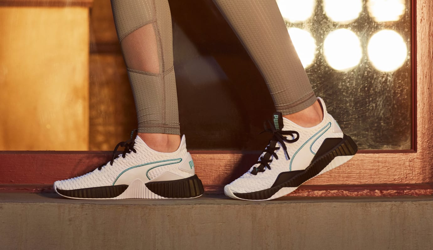 Puma Defy (On-Foot)