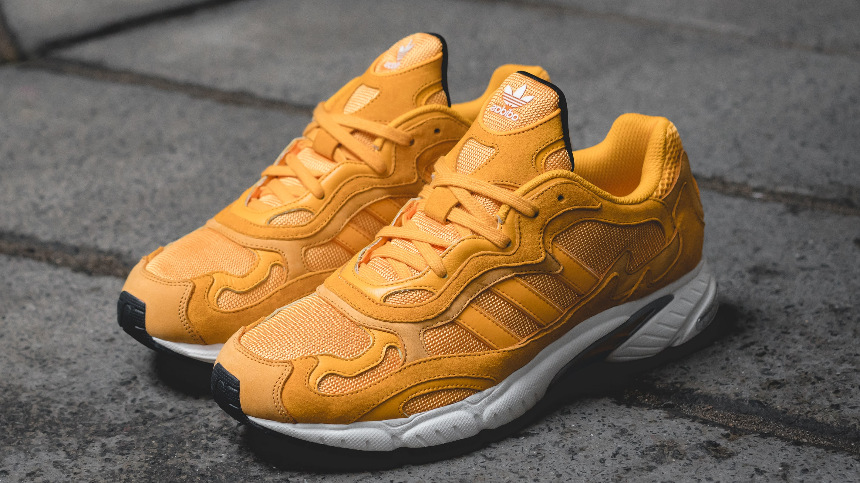 Adidas Temper Run 'Yellow'
