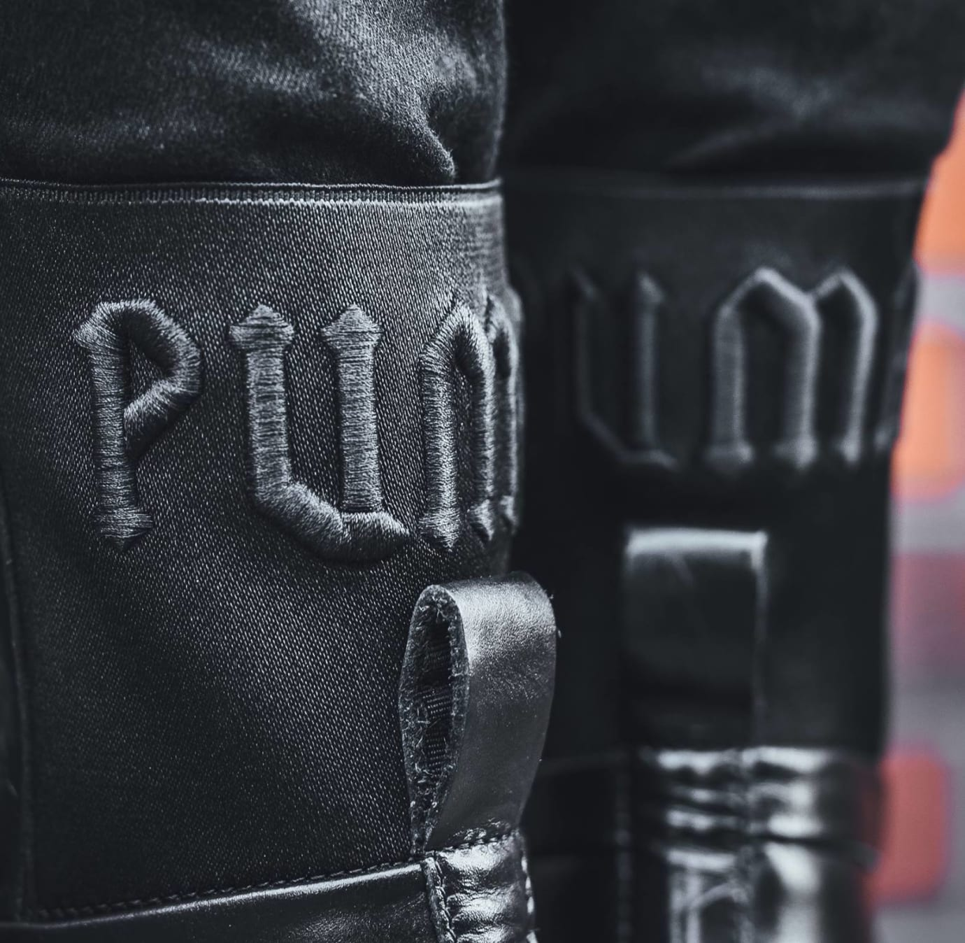 Rihanna x Puma Fenty Chelsea Sneaker Boot Black Release Date Heel