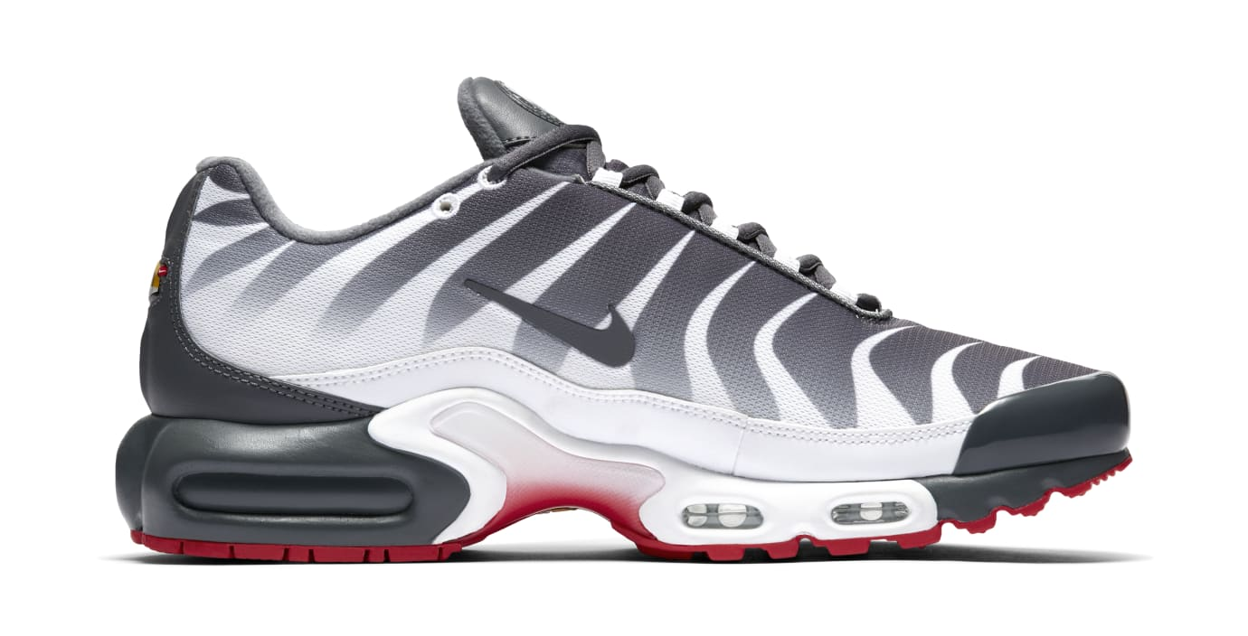 Nike Air Max Plus Before The Bite And After The Bite Release