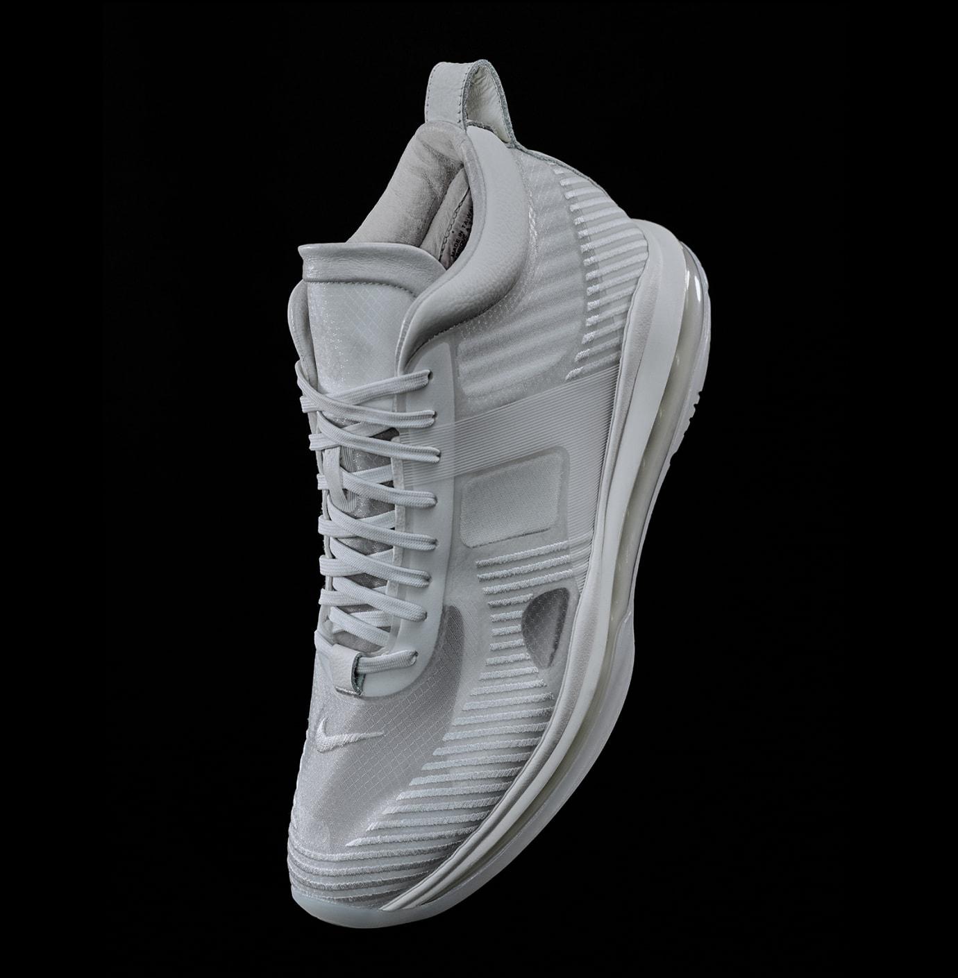 9c066cad4122e John Elliott x Nike LeBron Icon QS Friends and Family  White ...