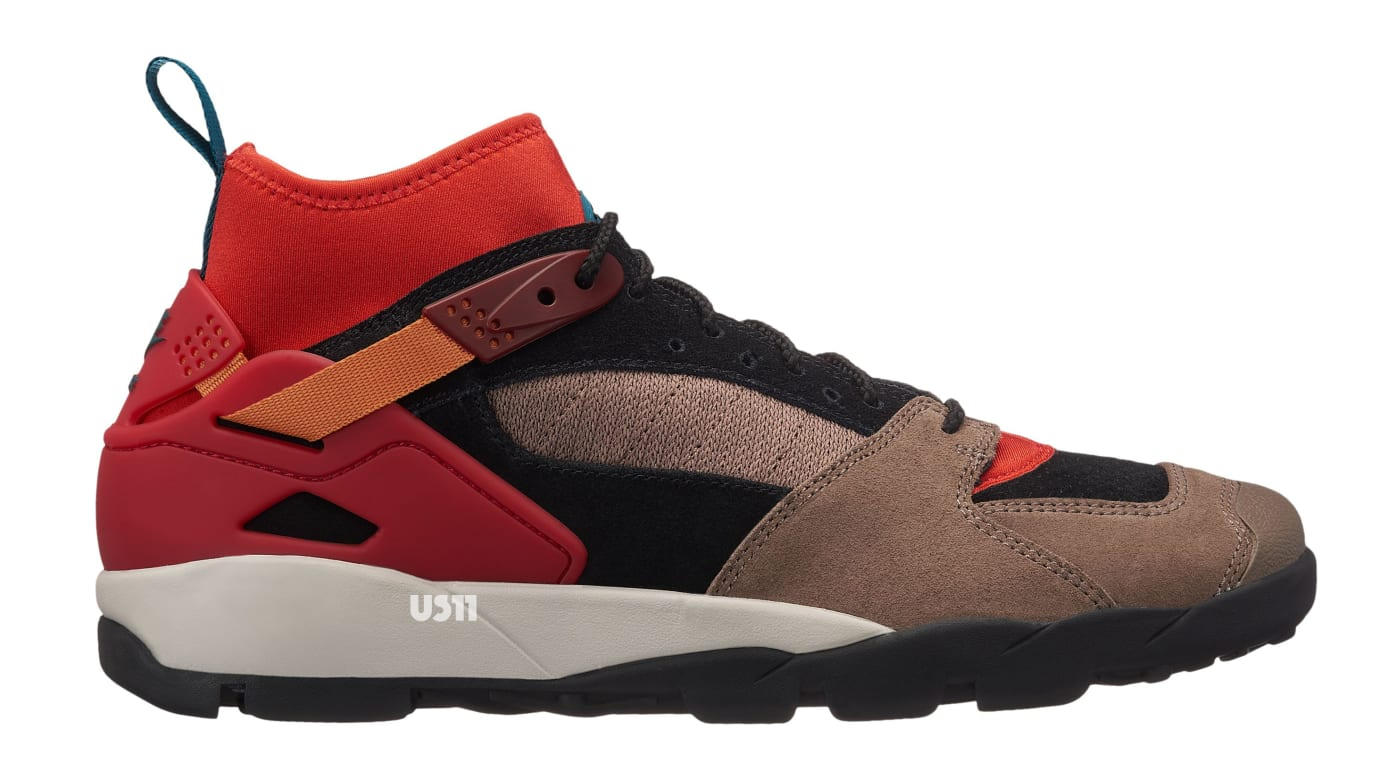 Nike Air Revaderchi Brown/Red