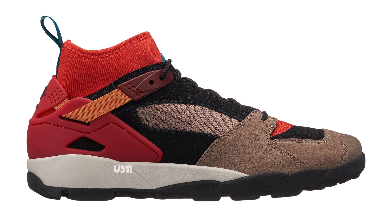 Nike Air Revaderchi Brown/Red