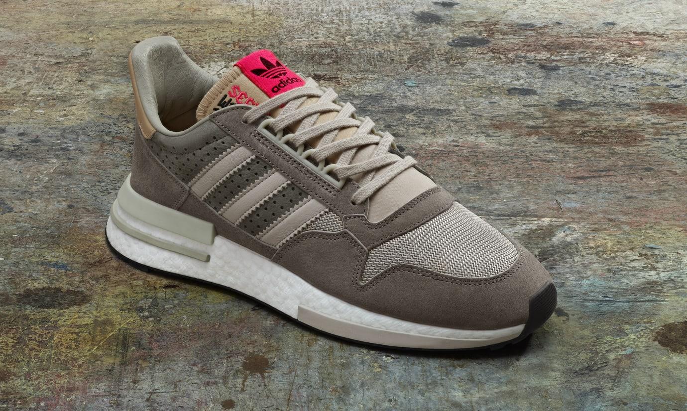 Adidas Consortium ZX500 RM BD7859 (Angle)