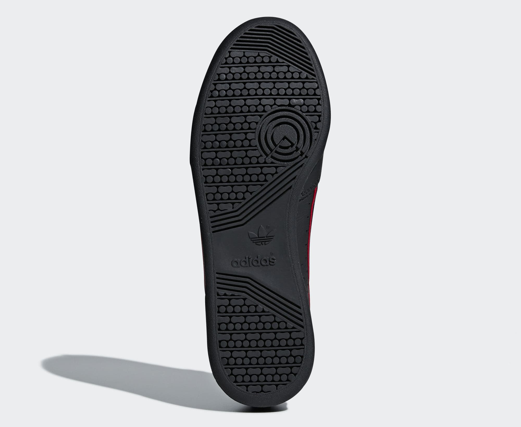 Adidas Continental 80 Rascal 'Black' B41672 (Sole)