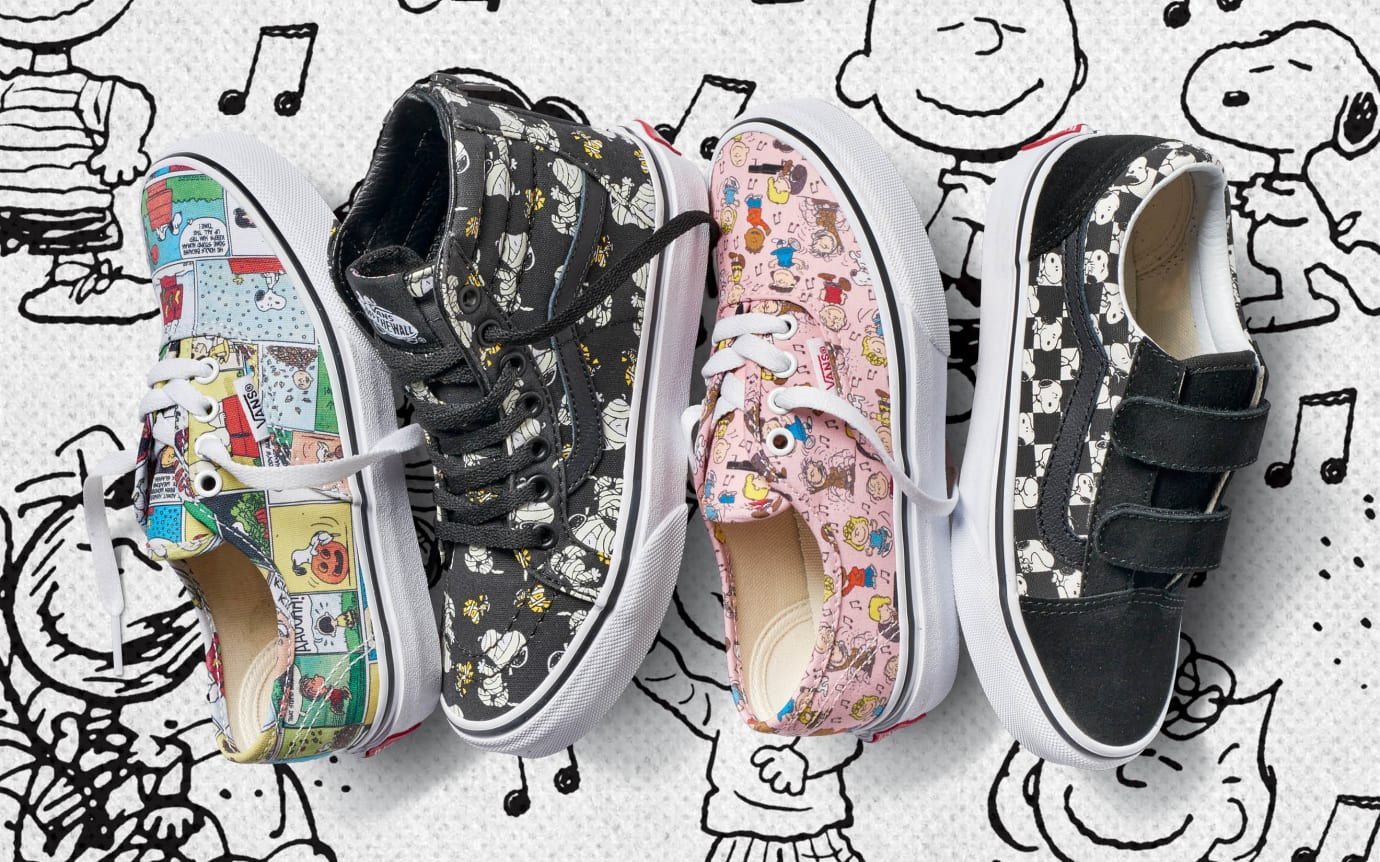 Vans x Peanuts Collection Release Date | Sole Collector