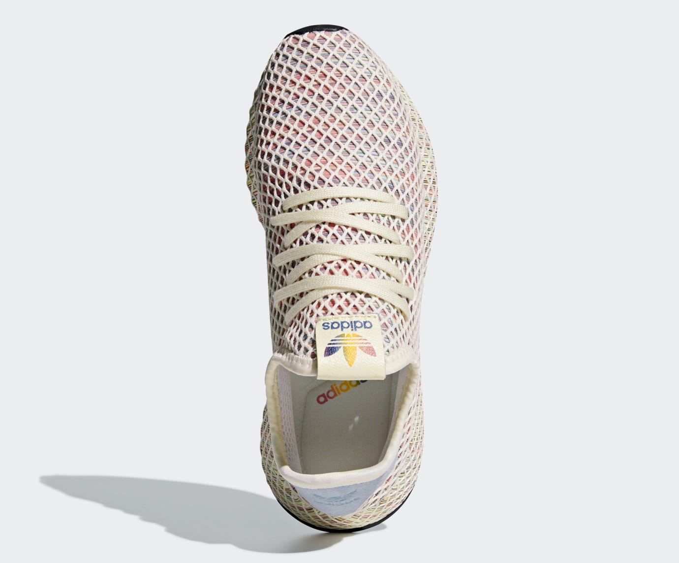 newest 1e280 326a2 Image via Adidas Adidas Deerupt Pride CM8474 (Top)