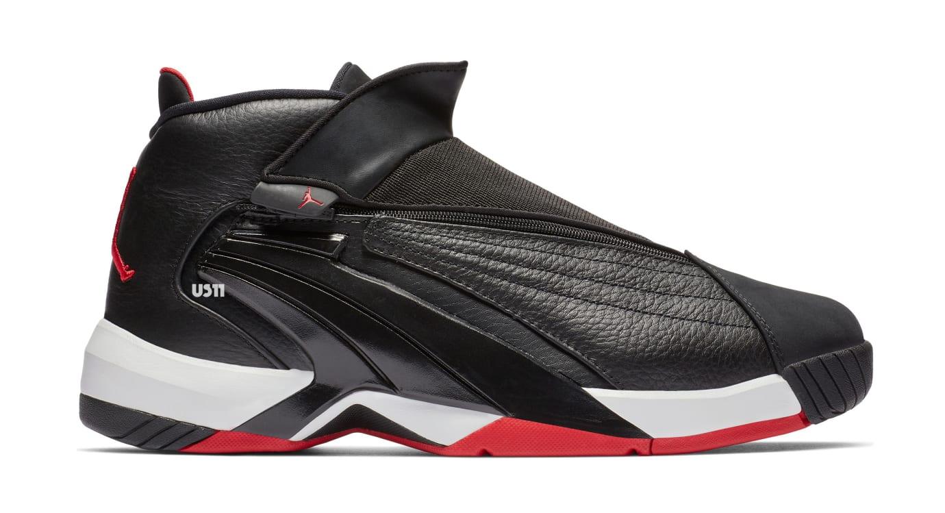 Jordan Jumpman Swift 'Black/Red' (Lateral)