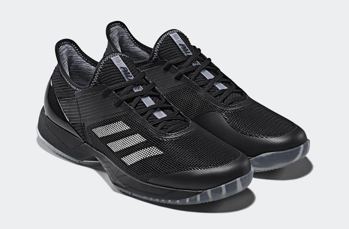 Palace x Adidas Ubersonic 3 Black CG6374 (Pair)