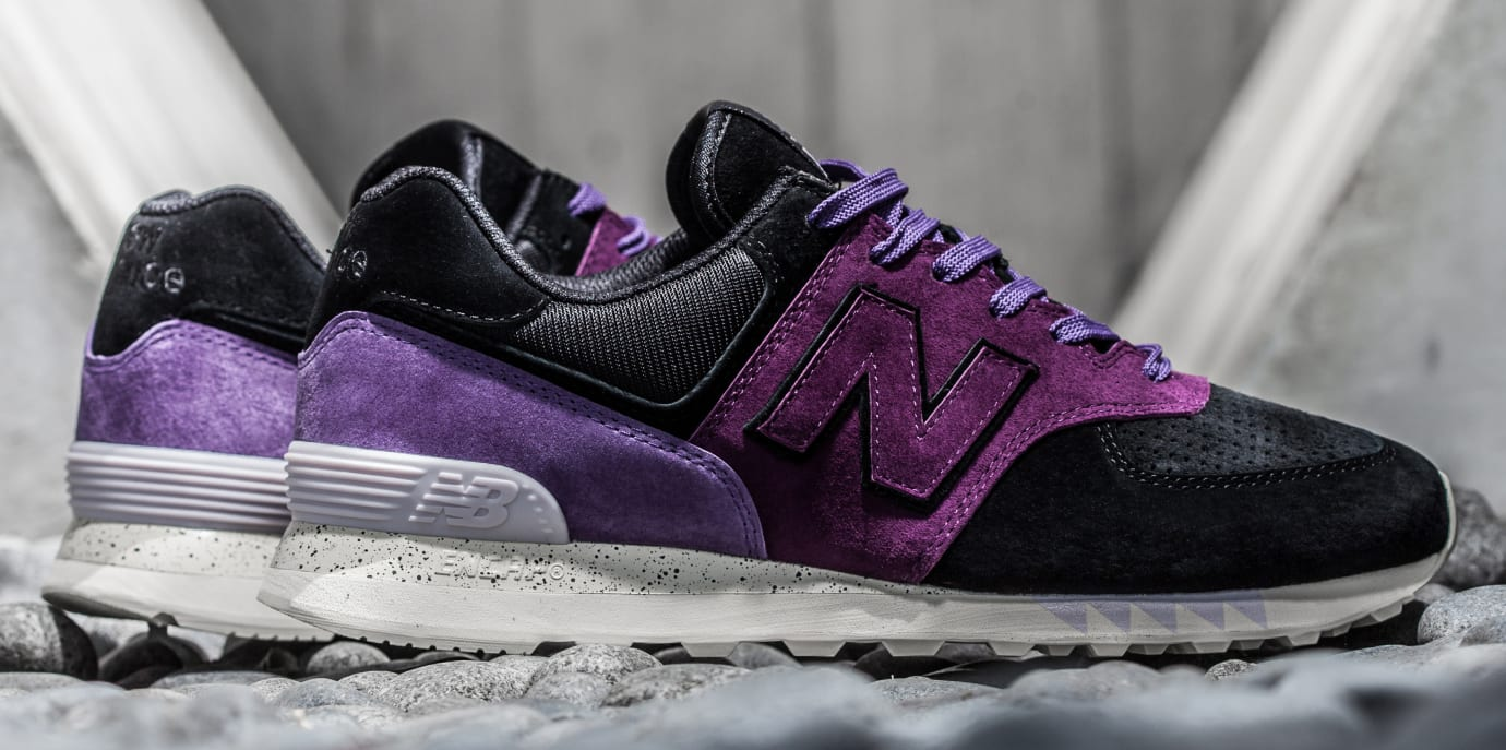 New Balance 574 Iconic Collaborations 'Sneaker Freaker'