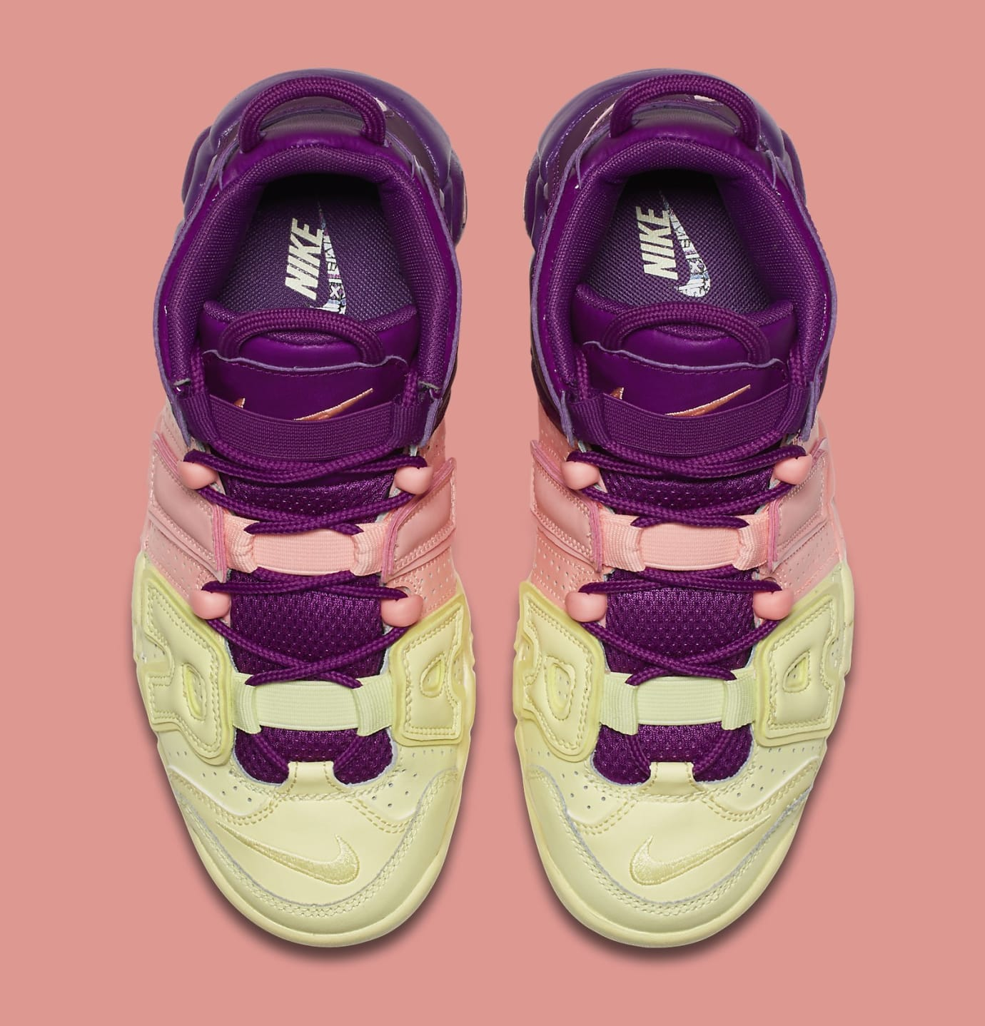 Nike Air More Uptempo GS Release Date Aug. 2018 AV8237-800  359a410eb