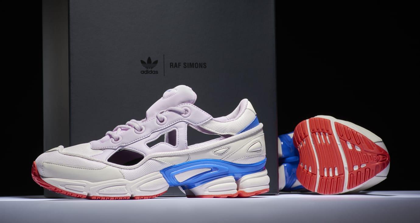 Raf Simons x Adidas Replicant Ozweego USA 'Independence Day